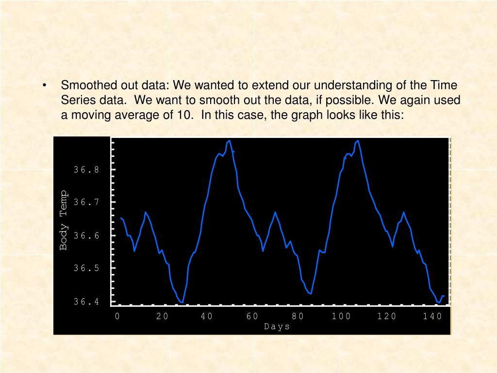 PPT - A Statistical Analysis of Human Body Temperature ...