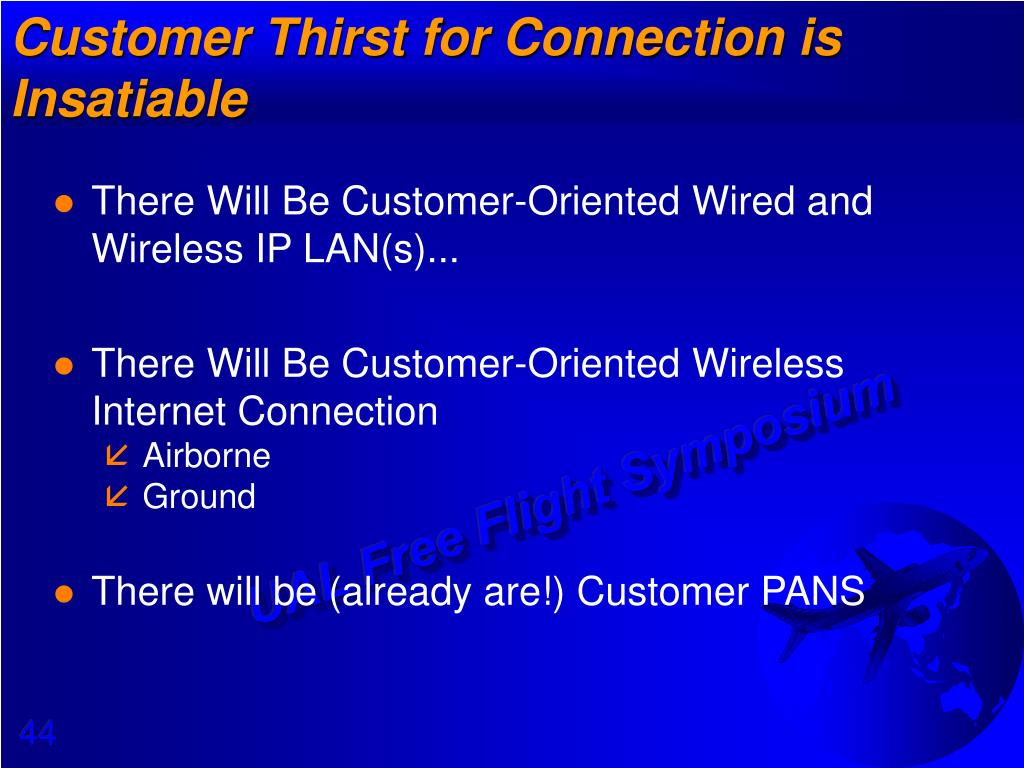 Customer Thirst for Connection is Insatiable