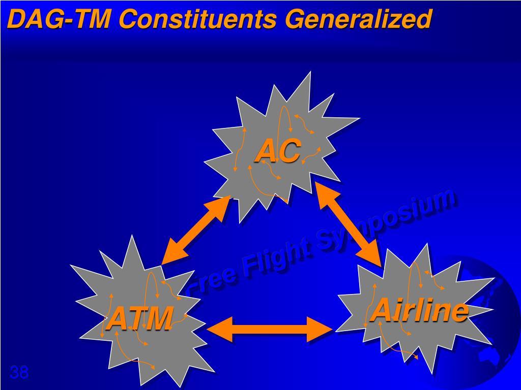 DAG-TM Constituents Generalized