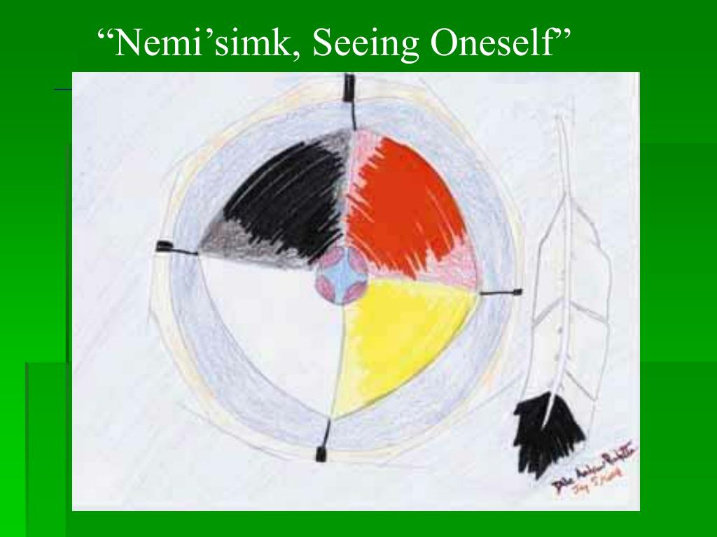 """Nemi'simk, Seeing Oneself"""