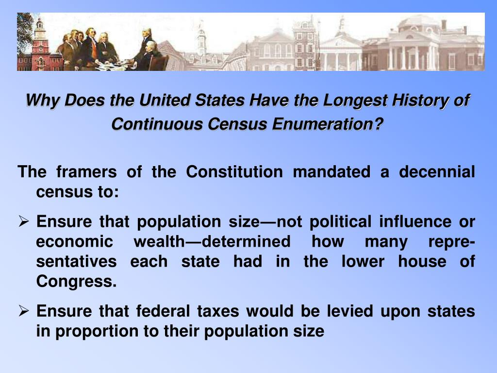 Why Does the United States Have the Longest History of