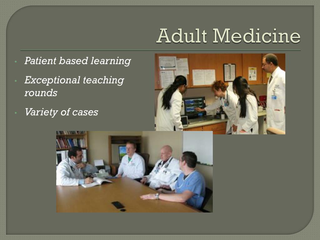 Adult Medicine
