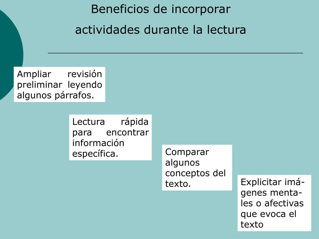 Beneficios de incorporar