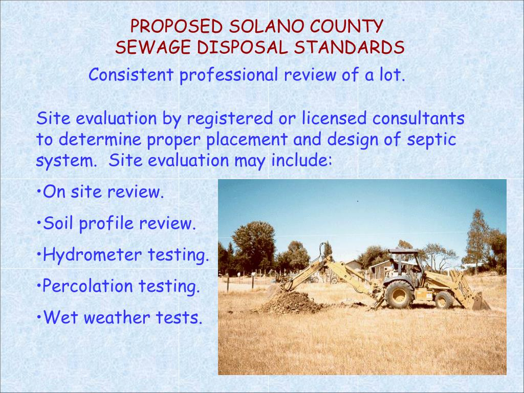 PROPOSED SOLANO COUNTY