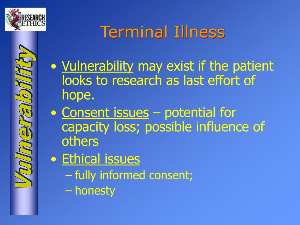 PPT - Dealing with Vulnerable Populations PowerPoint ...