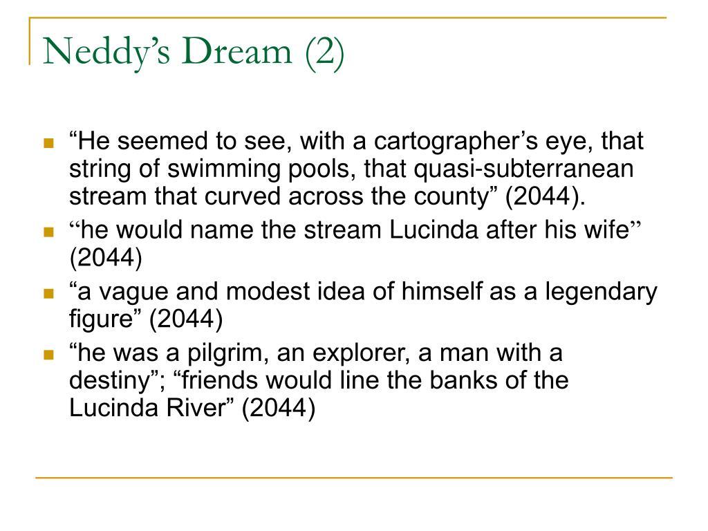 Neddy's Dream (2)
