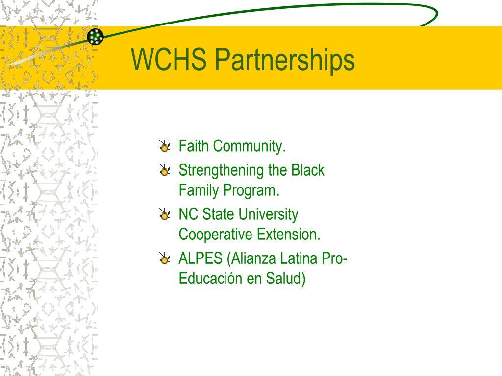 Faith Community.