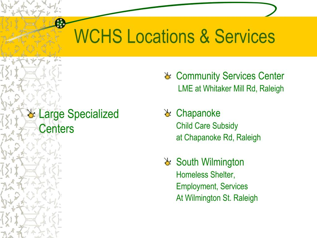Large Specialized Centers