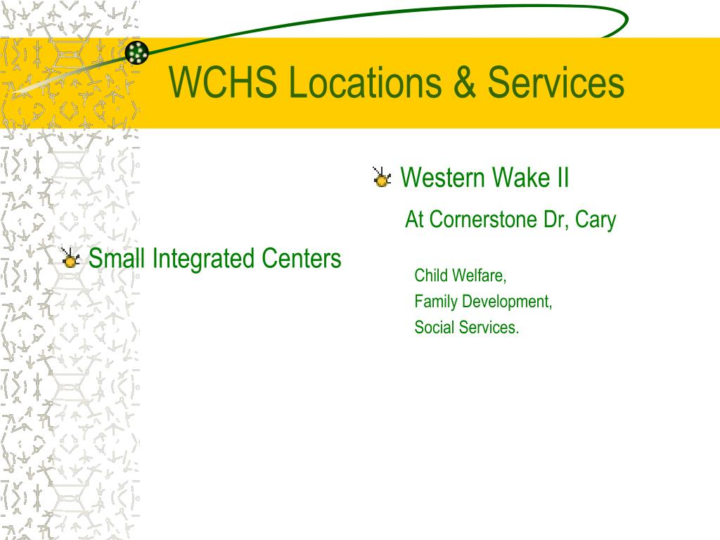 Small Integrated Centers
