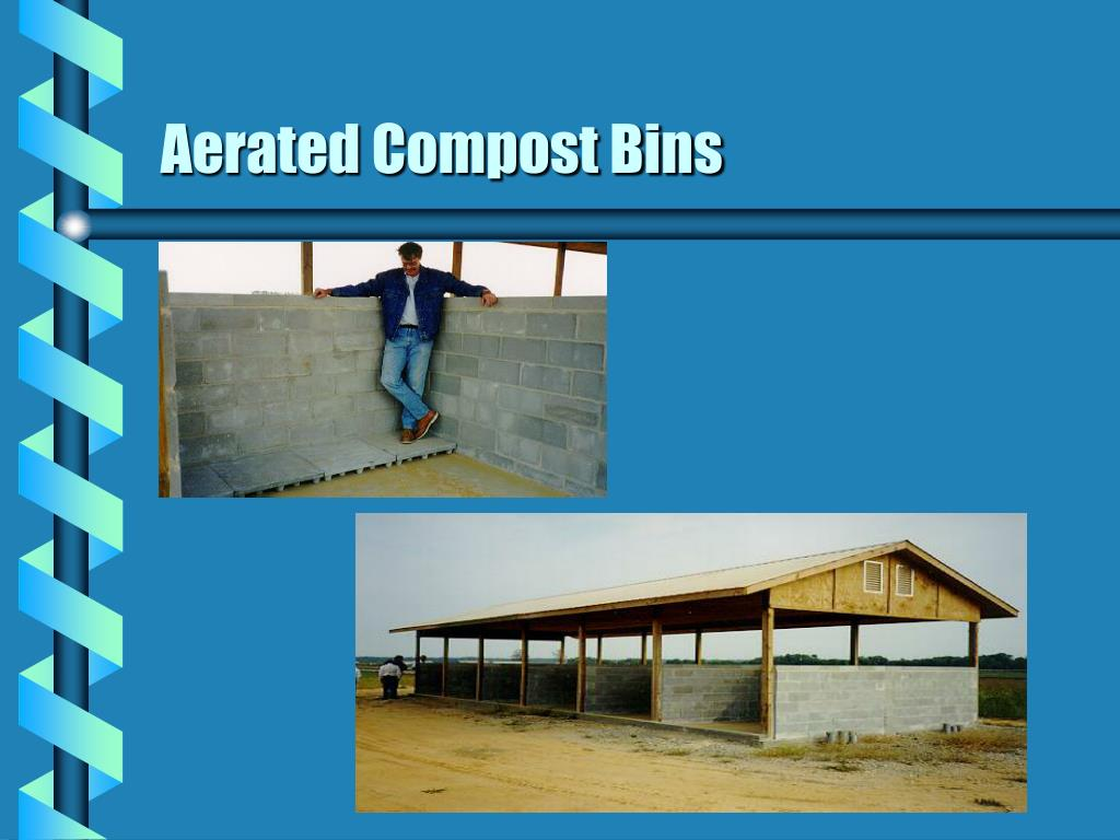 Aerated Compost Bins