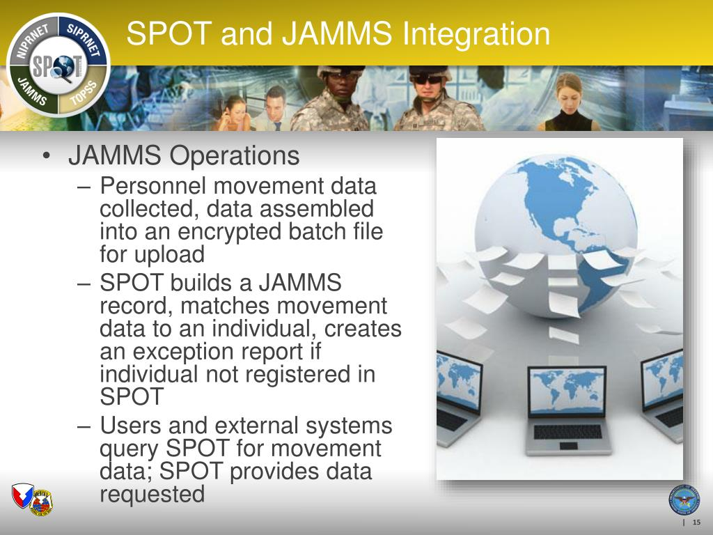 JAMMS Operations
