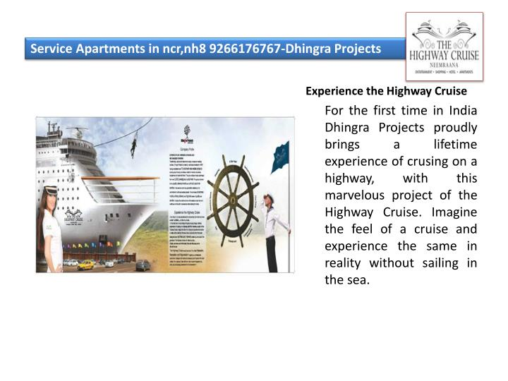 Service apartments in ncr nh8 9266176767 dhingra projects2