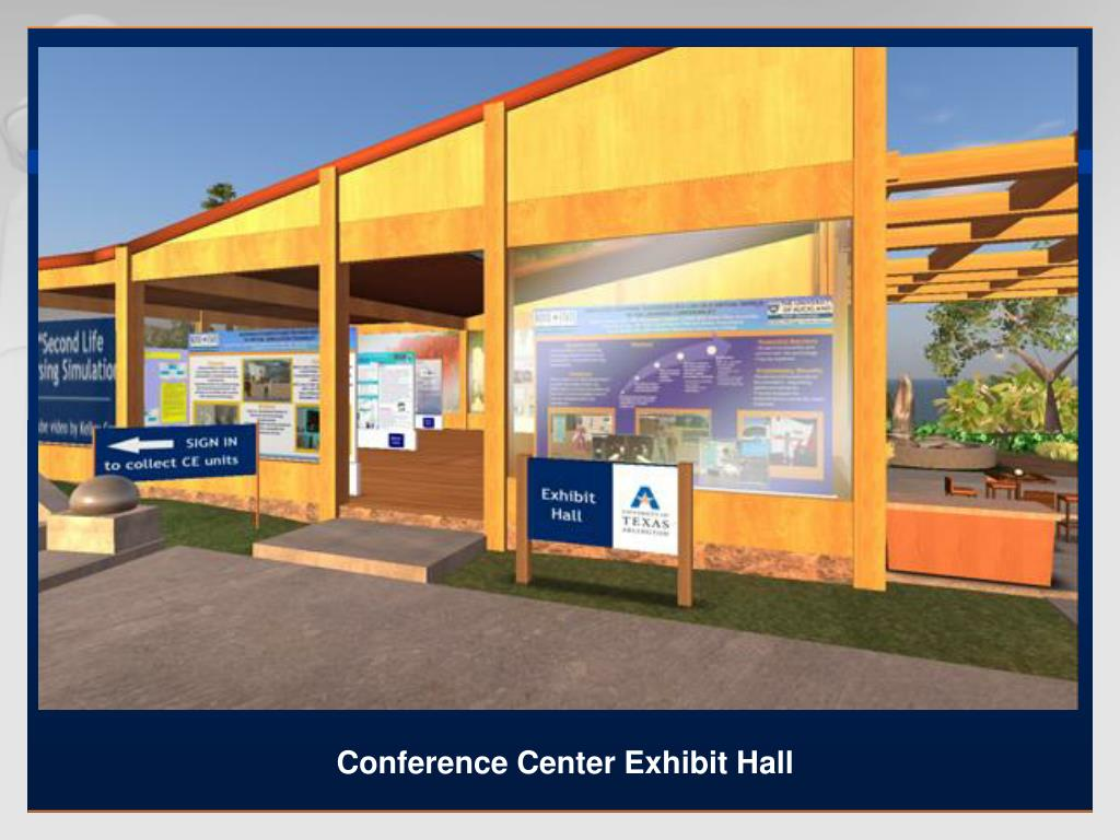 Conference Center Exhibit Hall