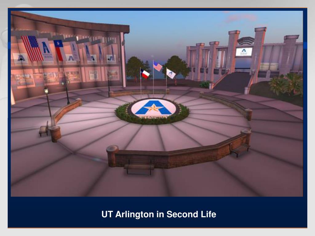 UT Arlington in Second Life
