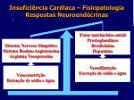 insufici ncia card aca fisiopatologia respostas neuroend crinas
