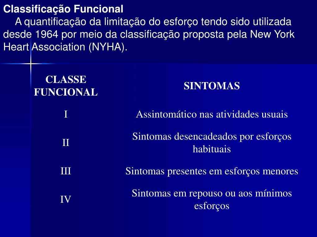 CLASSE FUNCIONAL