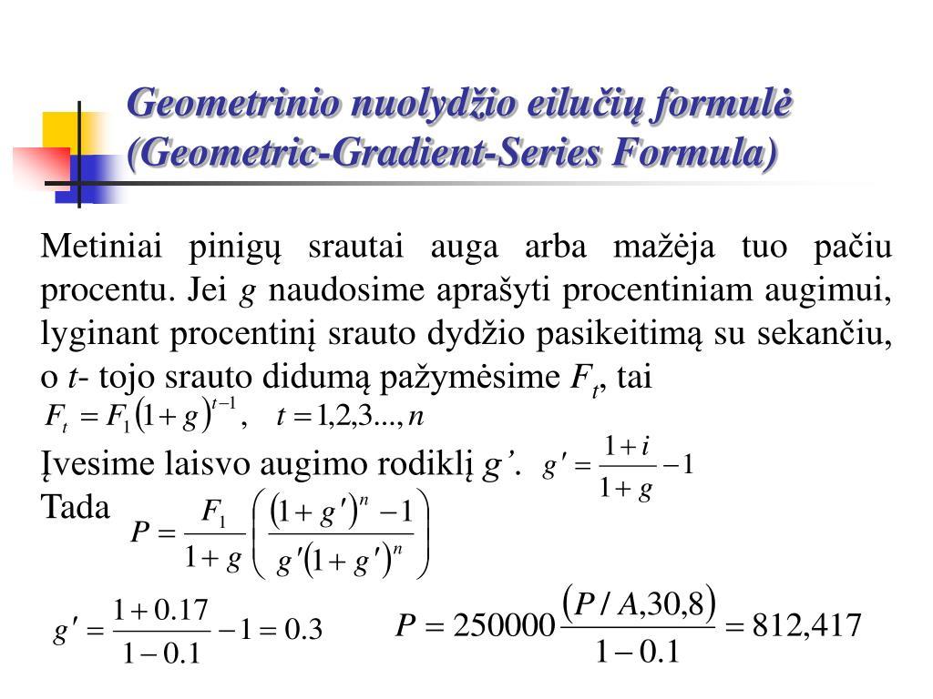 Geometrinio nuolyd