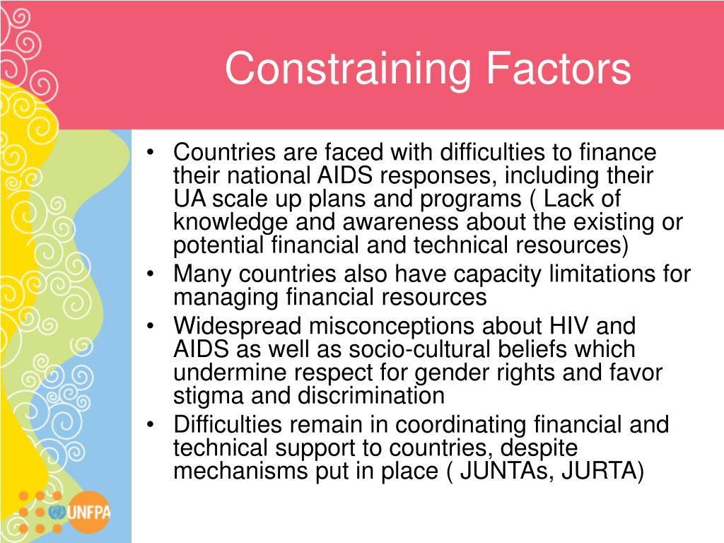 Constraining Factors