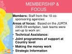 membership focus
