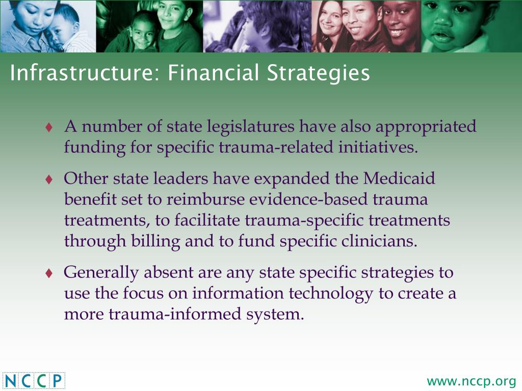 Infrastructure: Financial Strategies