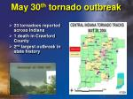 may 30 th tornado outbreak