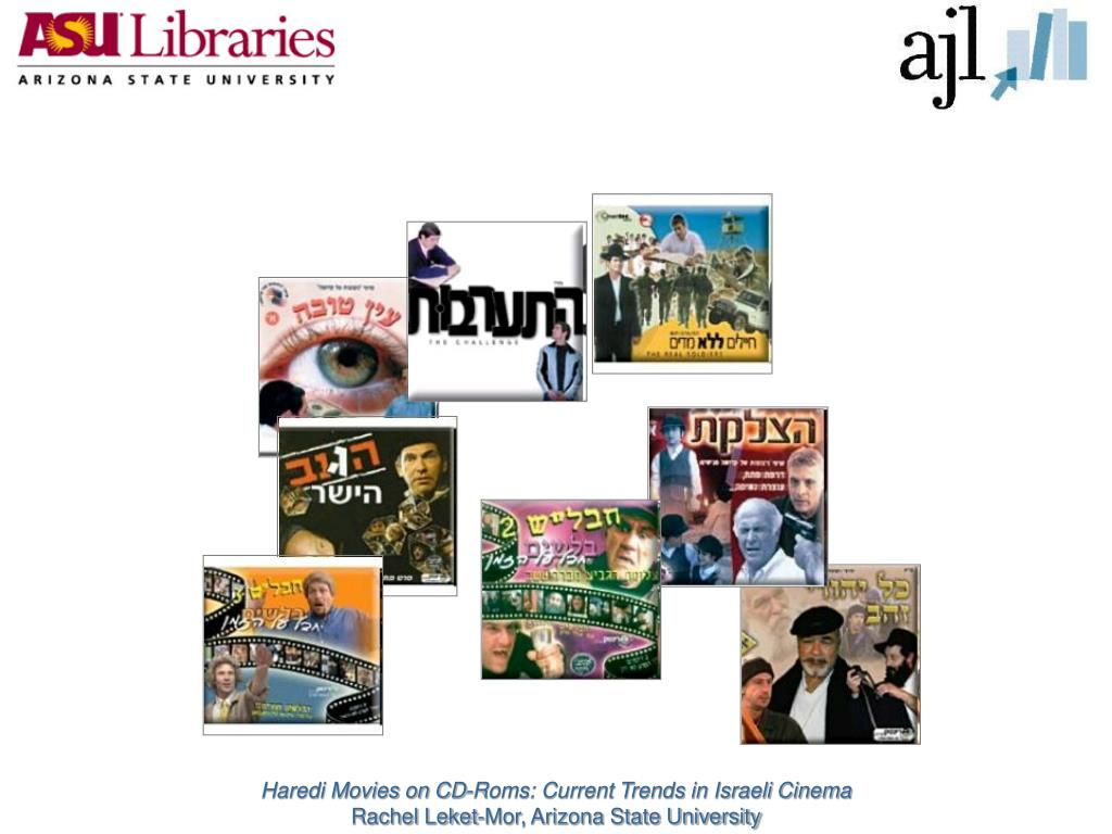 Haredi Movies on CD-Roms: Current Trends in Israeli Cinema