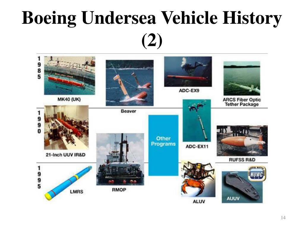 Boeing Undersea Vehicle History (2)