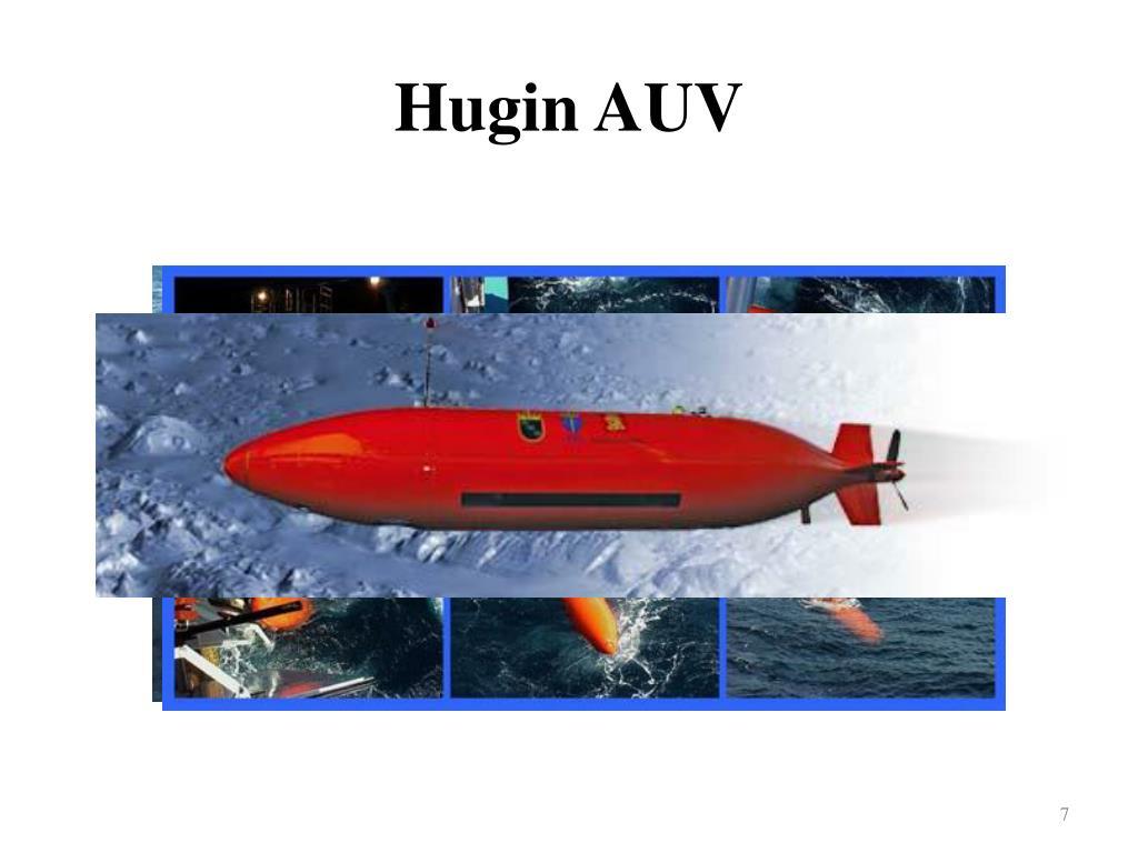 Hugin AUV