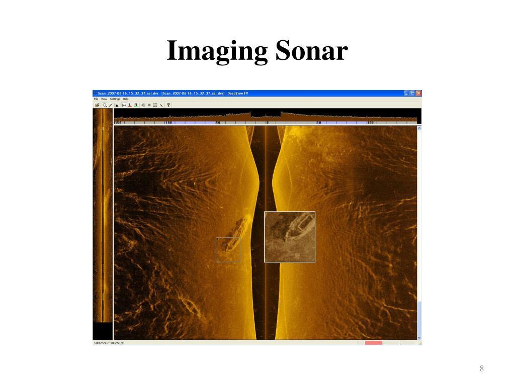Imaging Sonar