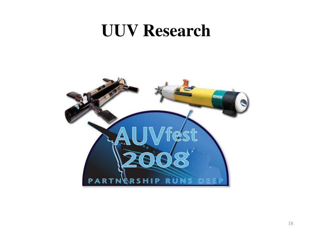 UUV Research