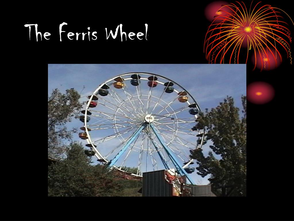 physics behind ferris wheel intro only Please visit twuphysicsorg for videos and supplemental material by topic these physics lesson videos include lectures, physics demonstrations, and problem-solving.