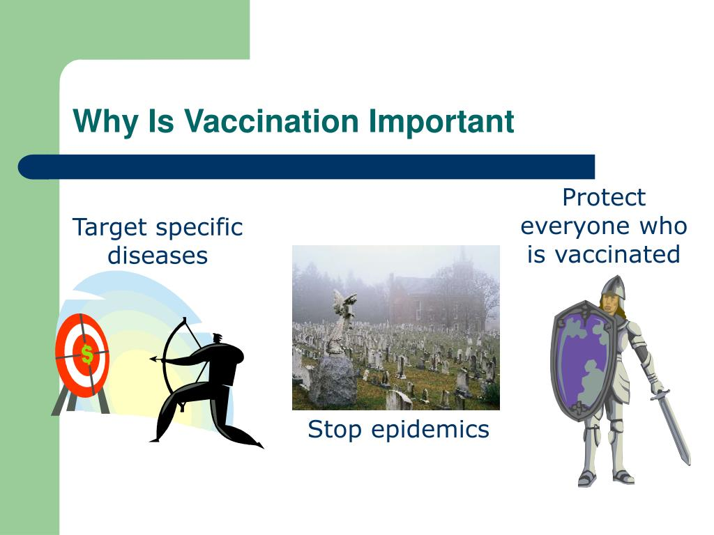 Why Is Vaccination Important