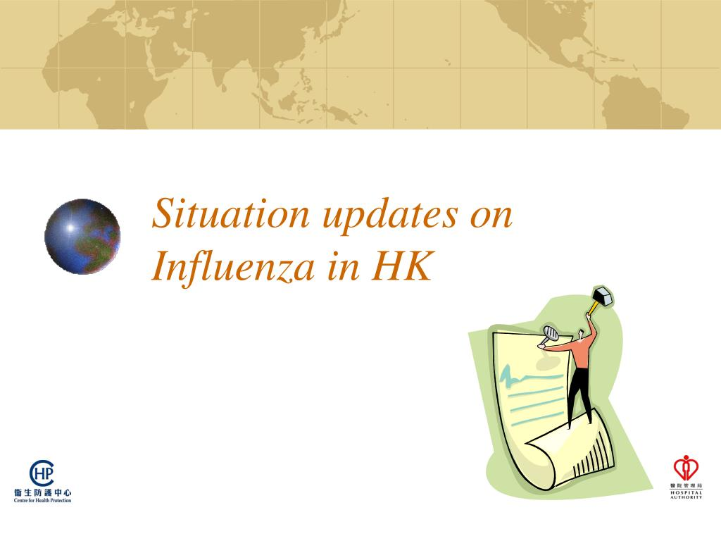 Situation updates on