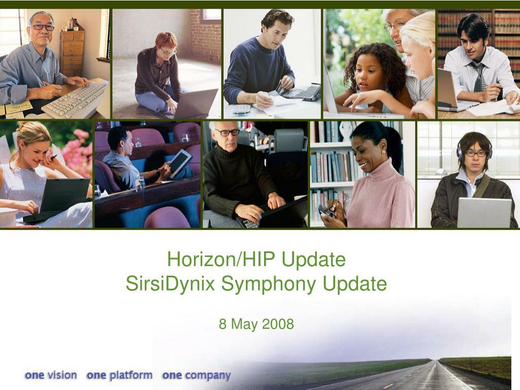 Horizon/HIP Update