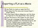 exporting a fla as a movie14