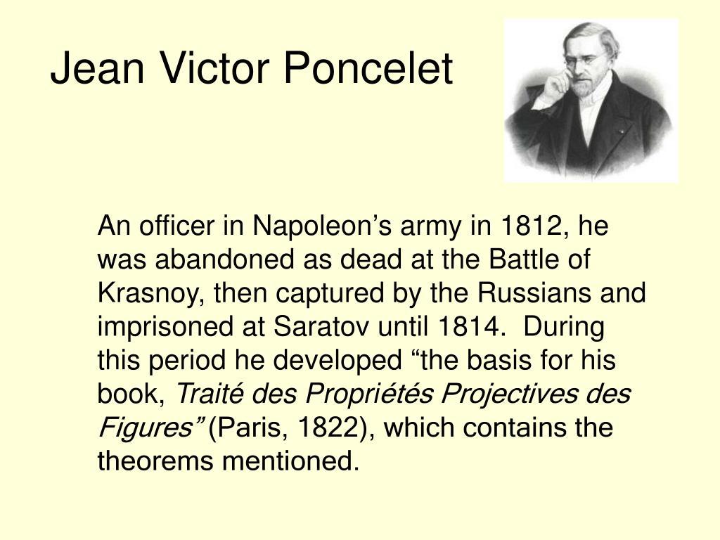 Jean Victor Poncelet