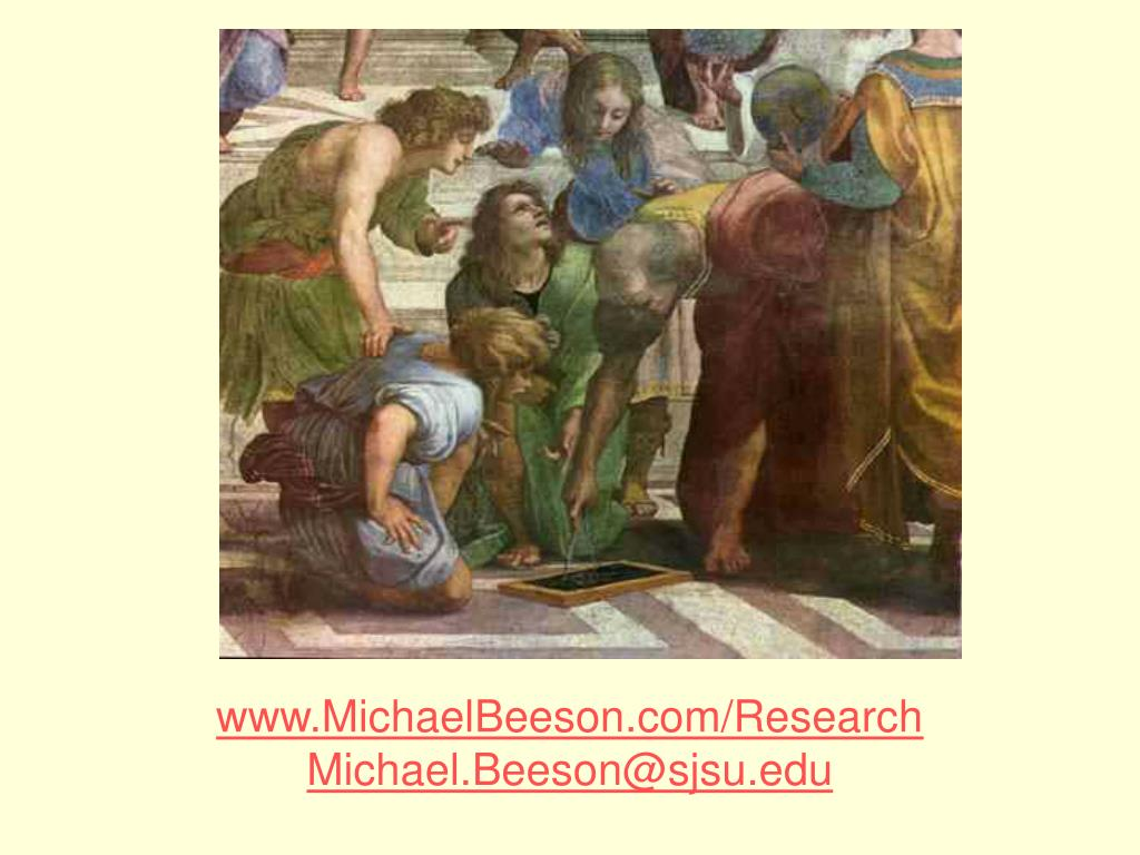 www.MichaelBeeson.com/Research