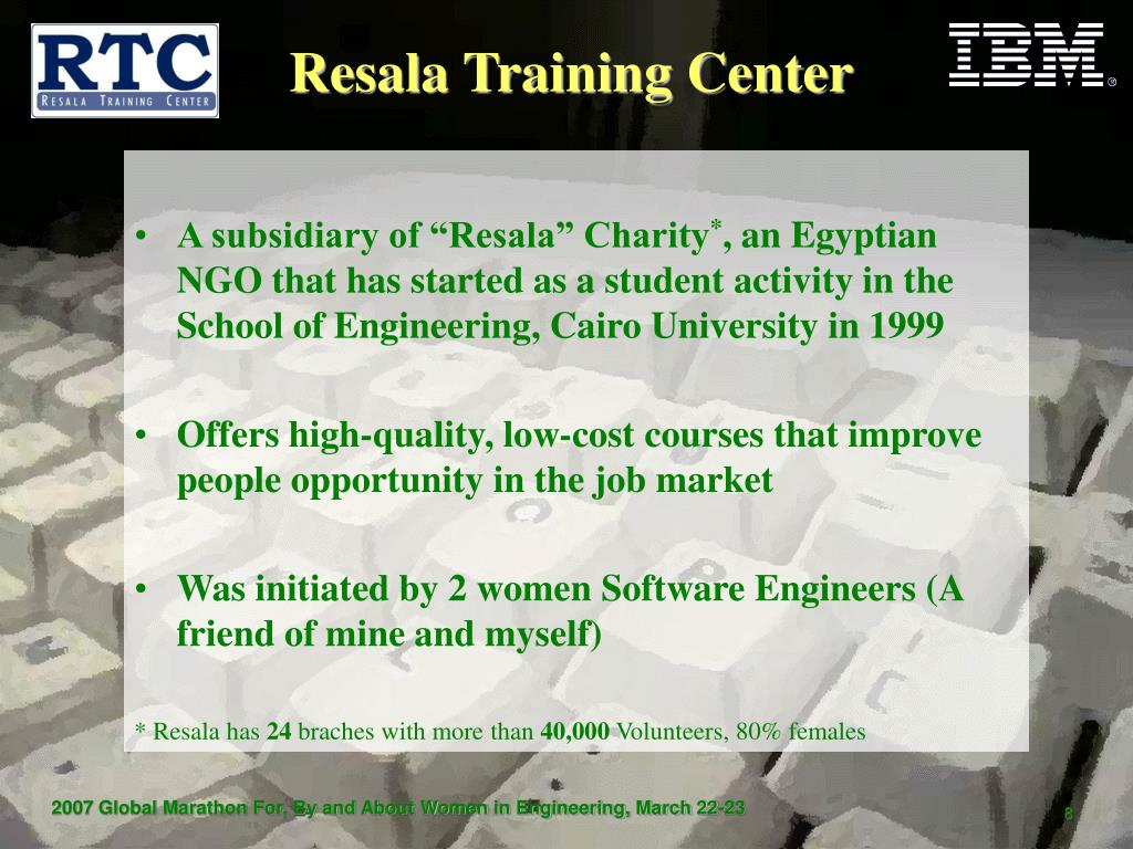 Resala Training Center