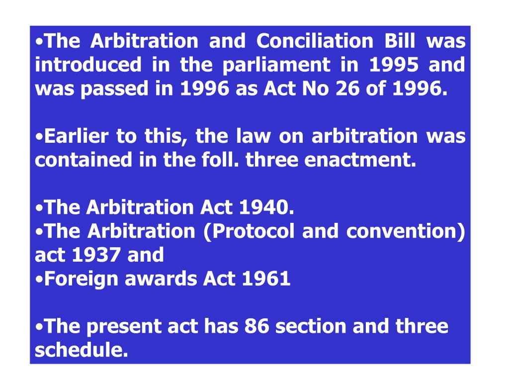 arbitration act Alabama arbitration act (draft) the alabama arbitration act (draft) begins as follows you may read the full text by following the link below to open a pdf file.