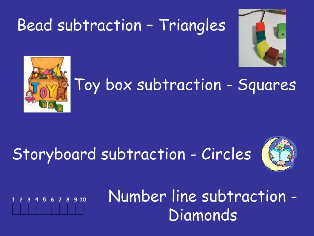 Bead subtraction – Triangles