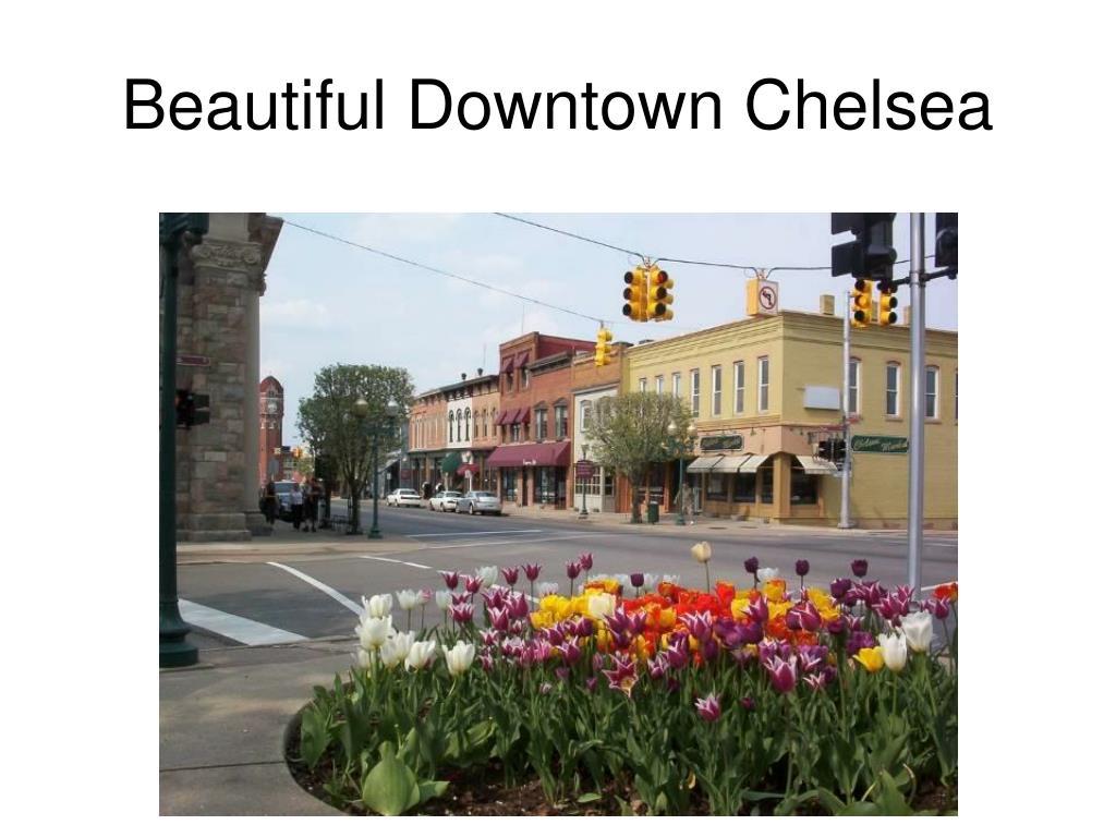 Beautiful Downtown Chelsea