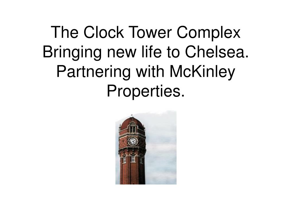 The Clock Tower Complex
