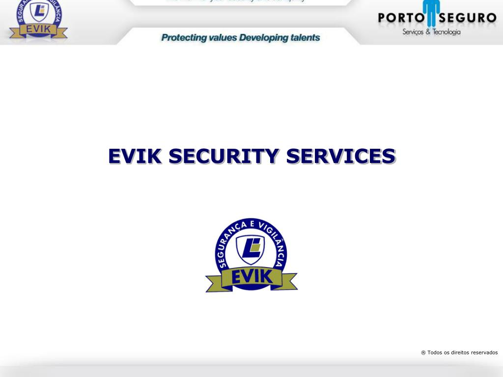 EVIK SECURITY SERVICES