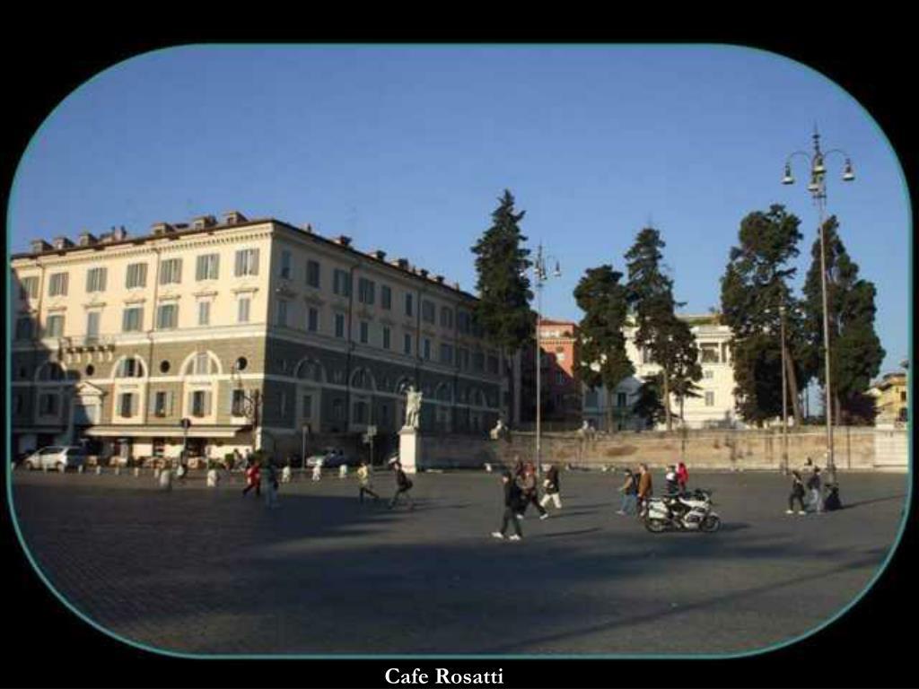 Cafe Rosatti