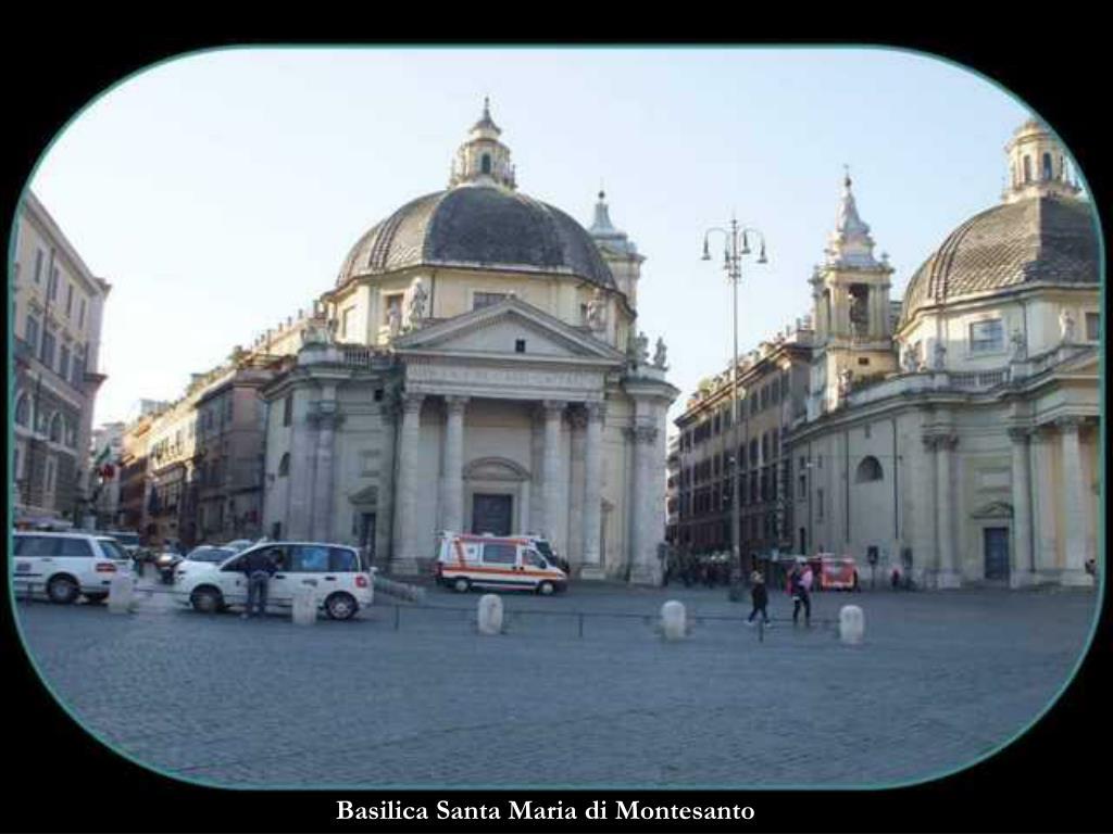 Basilica Santa Maria di Montesanto