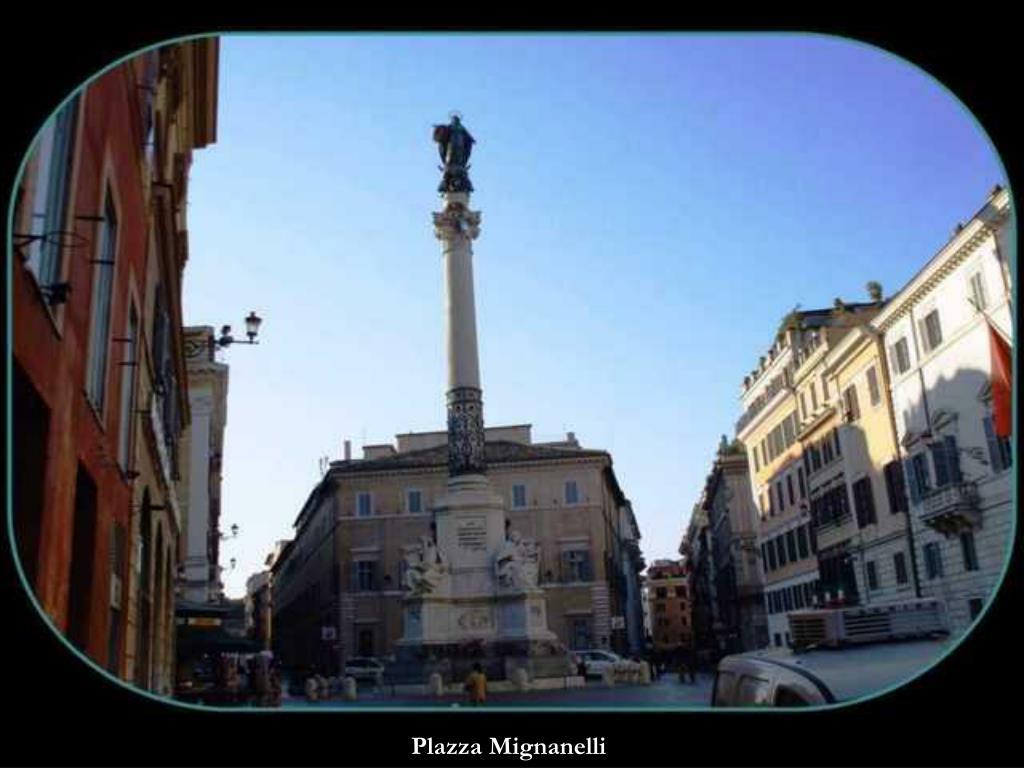 Plazza Mignanelli