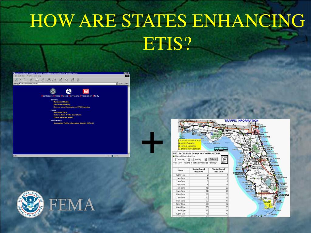 HOW ARE STATES ENHANCING ETIS?