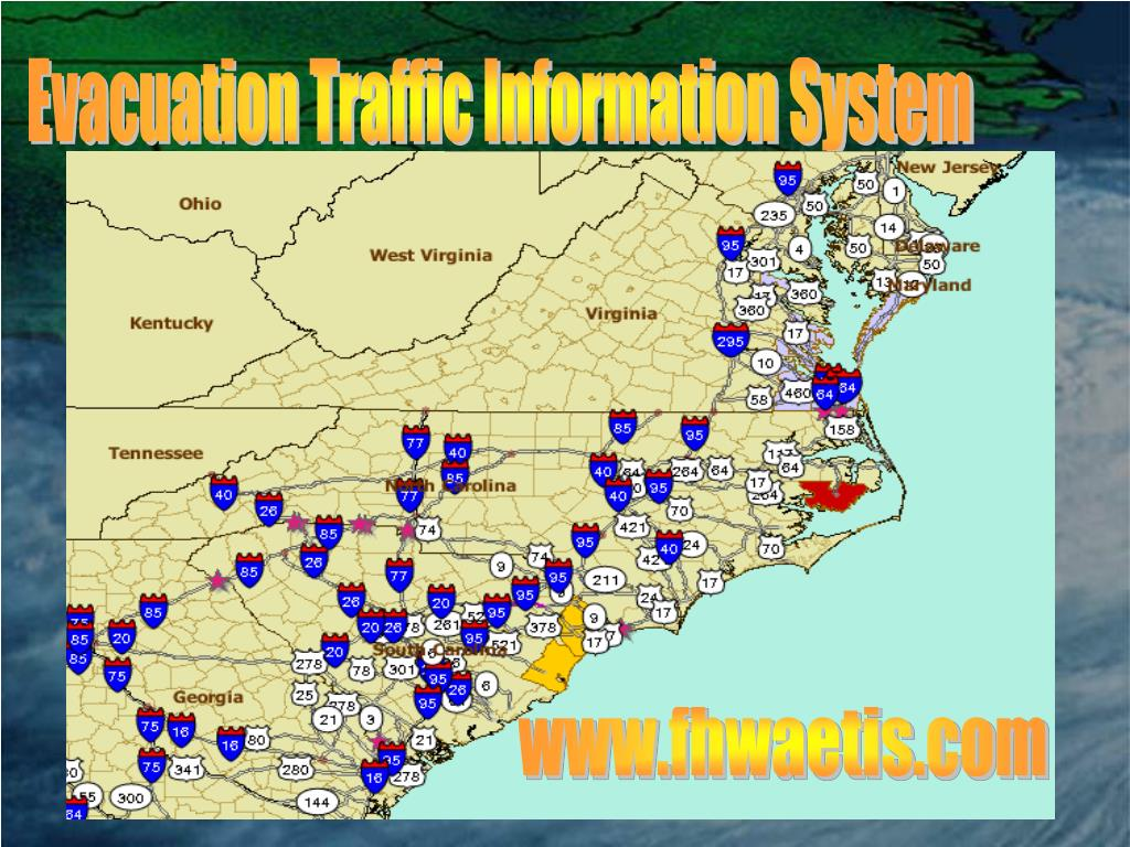 Evacuation Traffic Information System