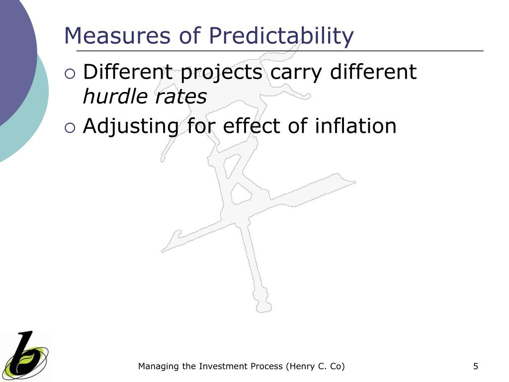 Measures of Predictability