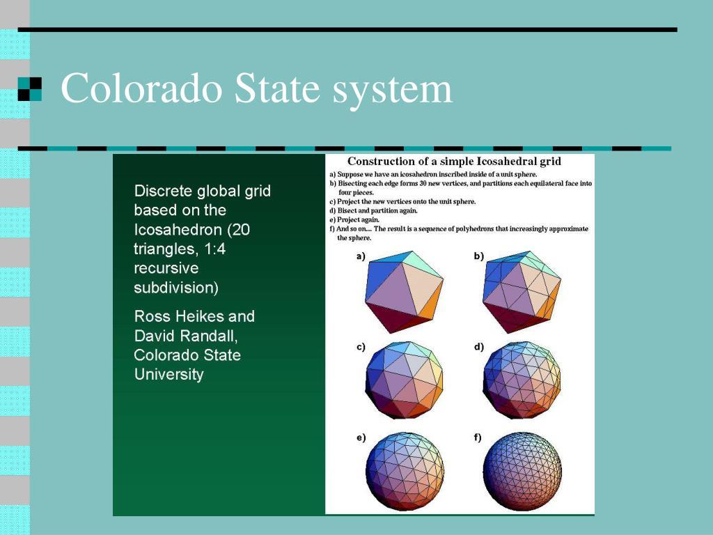 Colorado State system